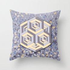 CBE Throw Pillow