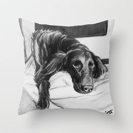 Couch Back Cuddle Throw Pillow
