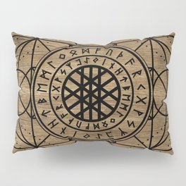Web of Wyrd  -The Matrix of Fate Pillow Sham