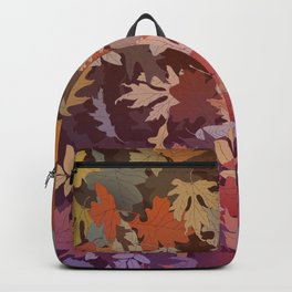 Last Days Of Fall Backpack