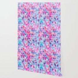 Lovely geometric Pattern Wallpaper