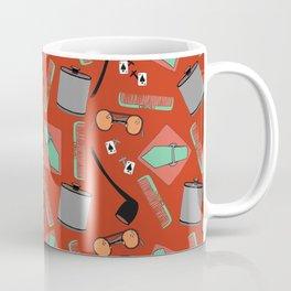 Vintage Male Essentials Coffee Mug