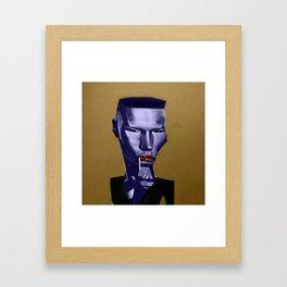 Nightclubbing Framed Art Print