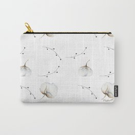 Cotton Twig Carry-All Pouch