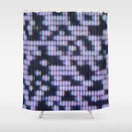 Painted Attenuation 1.1.4 Shower Curtain