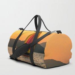 Solar wind Duffle Bag