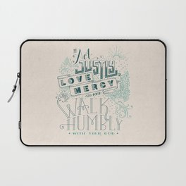 What is Good? Laptop Sleeve
