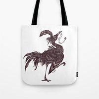 pride Tote Bags featuring Pride by STiCK MONSTER iNK