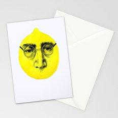 John Lemon Stationery Cards