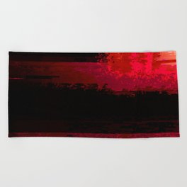 9670d Beach Towel