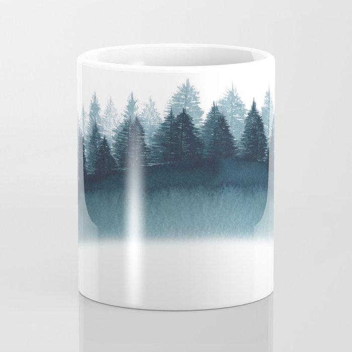 In The Trees by Rachel Whitehurst Coffee Mug