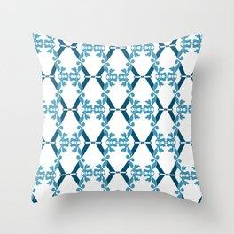 Viamede Voak Print Throw Pillow