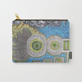 Blue and the Transformation Process  Carry-All Pouch