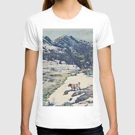 Mountain Lake Trail T-shirt