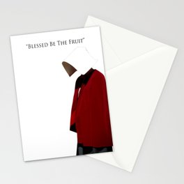 Blessed Be The Fruit Stationery Cards