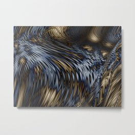 Incoming Tide Metal Print