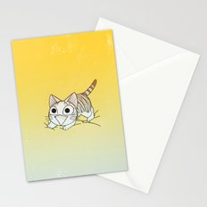 Vicky cat Stationery Cards