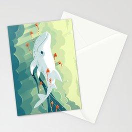 Nightbringer 2 Stationery Cards