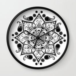 All-Seeing Wall Clock