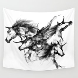 cool sketch 131 Wall Tapestry
