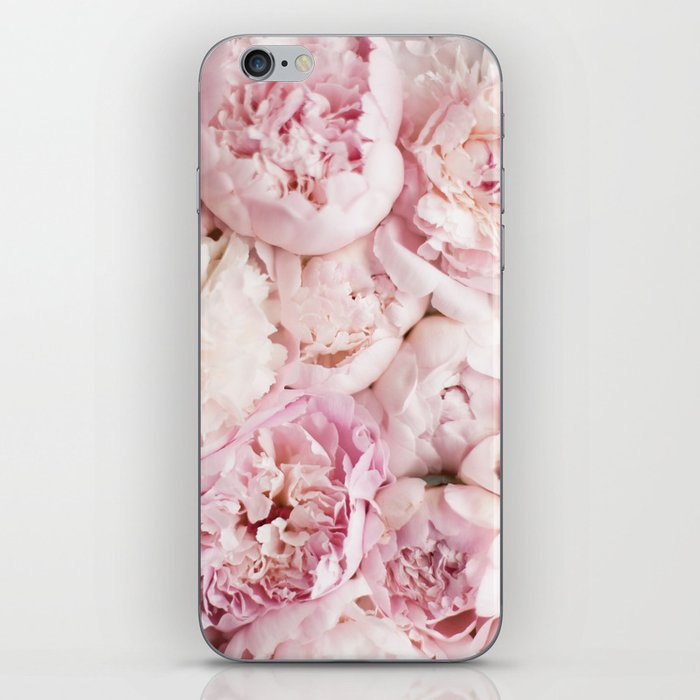Peonies- Print I iPhone Skin