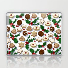 Christmas Treats and Cookies Laptop & iPad Skin
