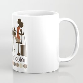 Scraps of Color Limited Edition T-shirt Coffee Mug