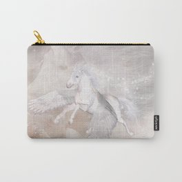 Flying Unicorn Carry-All Pouch