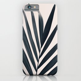 Gray Palm #3 iPhone Case