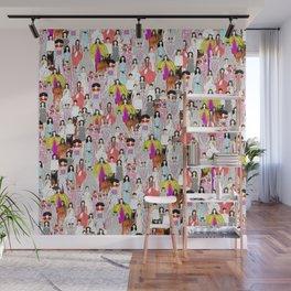 Bjork-A-thon Wall Mural