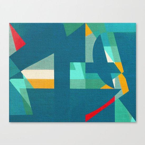 La Gabbianella e La Pesca Canvas Print