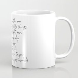May you always Coffee Mug