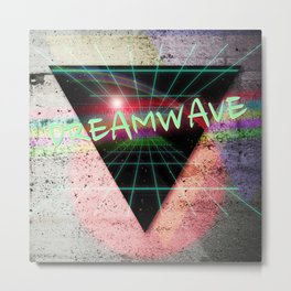 Dreamwave 4 Metal Print