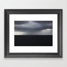 BlueMountain 1 Framed Art Print