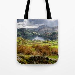 Nant Gwynant Snowdonia Tote Bag