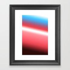 Gradient (Cat's Paw Nebula) Framed Art Print