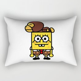 spongebob baby milo Rectangular Pillow