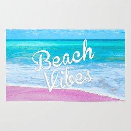 Pink Beach Vibes Rug