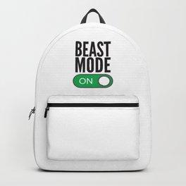 BEAST MODE ON Backpack
