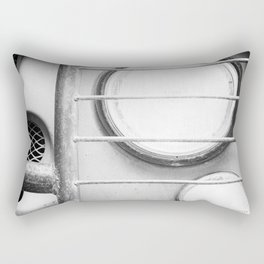 Eye Eye Comrade Lamp Rectangular Pillow