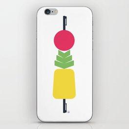 PPAP - Pen Pineapple Apple Pen iPhone Skin
