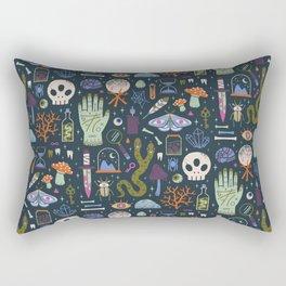 Curiosities Rectangular Pillow