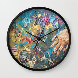 Surreal Dreams Wall Clock