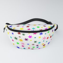 Colorful stars Fanny Pack