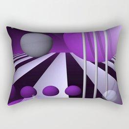 3D - abstraction -93- Rectangular Pillow