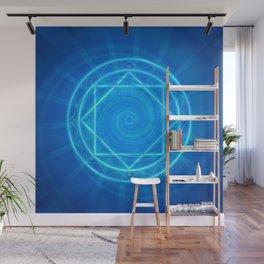 Magic circle of energy, Dr. Strange fanart Wall Mural