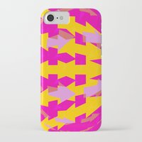 arrows iPhone & iPod Cases featuring ARROWS by Latidra Washington
