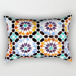 Oriental pattern Rectangular Pillow