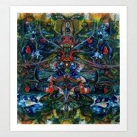 Unity and Duality Art Print