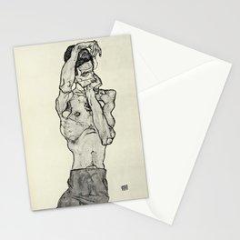 Egon Schiele  -  Zeichnungen II Stationery Cards